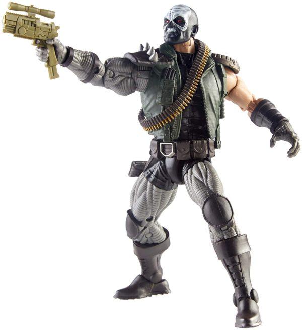 SKULLBUSTER FIGURINE X-MEN MARVEL LEGENDS HASBRO 15 CM (2) 630509808502 kingdom-figurine.fr