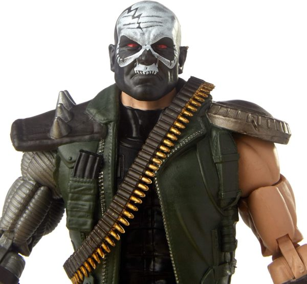 SKULLBUSTER FIGURINE X-MEN MARVEL LEGENDS HASBRO 15 CM (3) 630509808502 kingdom-figurine.fr