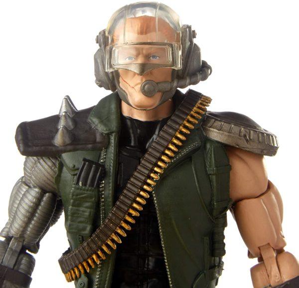SKULLBUSTER FIGURINE X-MEN MARVEL LEGENDS HASBRO 15 CM (4) 630509808502 kingdom-figurine.fr