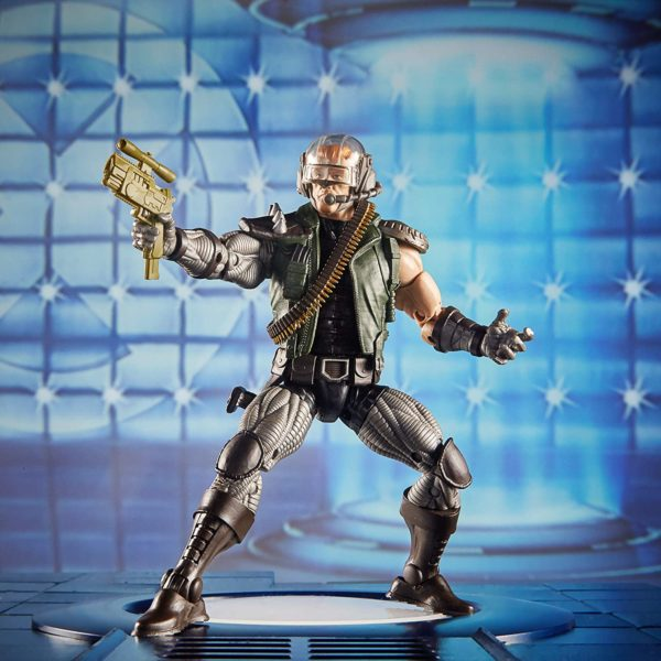 SKULLBUSTER FIGURINE X-MEN MARVEL LEGENDS HASBRO 15 CM (5) 630509808502 kingdom-figurine.fr
