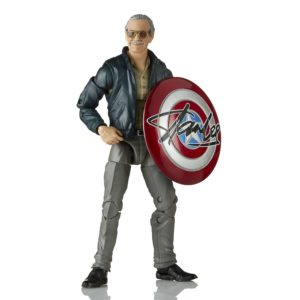 STAN LEE FIGURINE MARVEL LEGENDS SERIES HASBRO 15 CM (1) 5010993697137 kingdom-figurine.fr