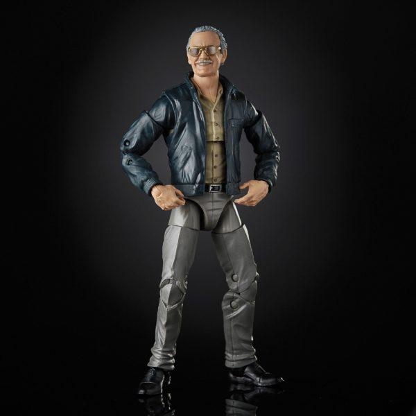 STAN LEE FIGURINE MARVEL LEGENDS SERIES HASBRO 15 CM (4) 5010993697137 kingdom-figurine.fr