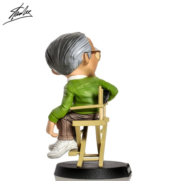 STAN LEE FIGURINE MINI CO. PVC IRON STUDIOS 14 CM (3) 736532715135 kingdom-figurine.fr