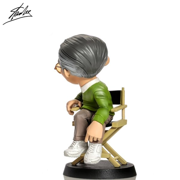 STAN LEE FIGURINE MINI CO. PVC IRON STUDIOS 14 CM (4) 736532715135 kingdom-figurine.fr
