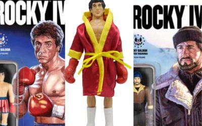 Des figurines Rocky Balboa à petits prix