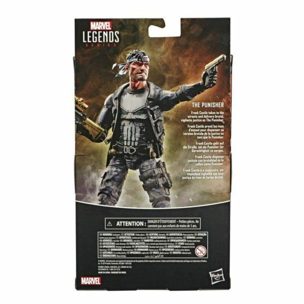 THE PUNISHER FIGURINE MARVEL LEGENDS HASBRO 15 CM 5010993647255 (6) kingdom-figurine.fr