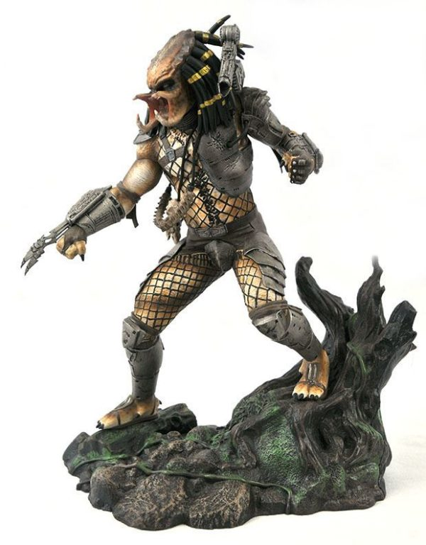 UNMASKED PREDATOR EXCLUSIVE SDDC 2020 STATUETTE PREDATOR MOVIE GALLERY DIAMOND SELECT 25 CM (3) 699788838198 kingdom-figurine.fr
