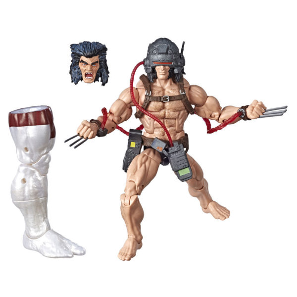 WEAPON X FIGURINE X-MEN MARVEL LEGENDS HASBRO 15 CM 630509808571 (1) kingdom-figurine.fr