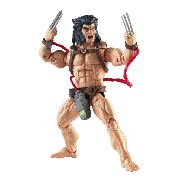 WEAPON X FIGURINE X-MEN MARVEL LEGENDS HASBRO 15 CM 630509808571 (2) kingdom-figurine.fr