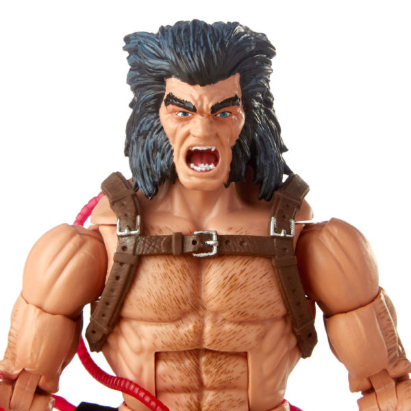 WEAPON X FIGURINE X-MEN MARVEL LEGENDS HASBRO 15 CM 630509808571 (3) kingdom-figurine.fr