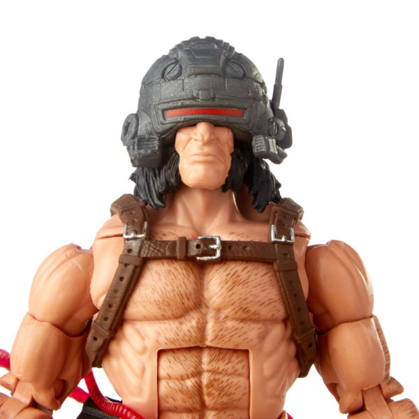 WEAPON X FIGURINE X-MEN MARVEL LEGENDS HASBRO 15 CM 630509808571 (4) kingdom-figurine.fr