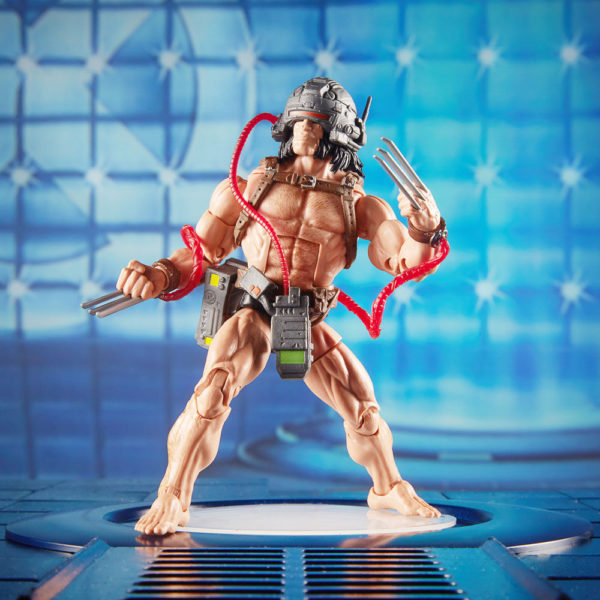 WEAPON X FIGURINE X-MEN MARVEL LEGENDS HASBRO 15 CM 630509808571 (6) kingdom-figurine.fr