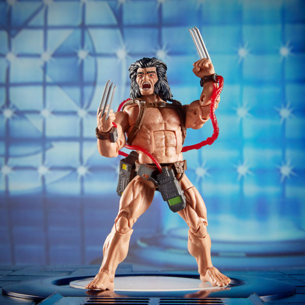 WEAPON X FIGURINE X-MEN MARVEL LEGENDS HASBRO 15 CM 630509808571 (7) kingdom-figurine.fr