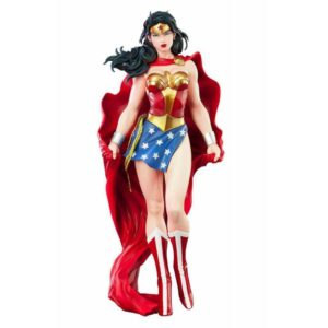 WONDER WOMAN STATUETTE ARTFX 1-6 DC COMICS KOTOBUKIYA 30 CM 4934054902101 kingdom-figurine.fr