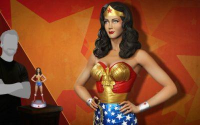 Statues Wonder Woman : 5 résines en édition limitée