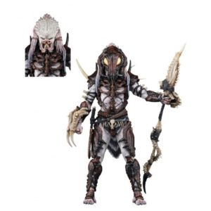 ALPHA PREDATOR ULTIMATE FIGURINE PREDATOR 100TH EDITION NECA 20 CM 634482515754 kingdom-figurine.fr