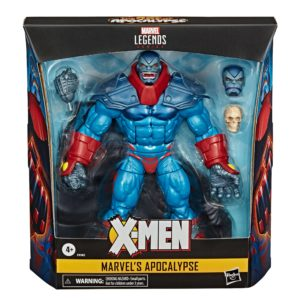 APOCALYPSE DELUXE FIGURINE X-MEN AGE OF APOCALYPSE MARVEL LEGENDS HASBRO 15 CM 5010993735969 kingdom-figurine.fr
