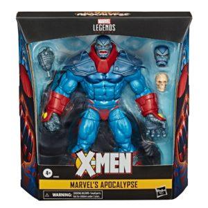 APOCALYPSE DELUXE FIGURINE X-MEN AGE OF APOCALYPSE MARVEL LEGENDS HASBRO 15 CM 5010993735969 kingdom-figurine.fr