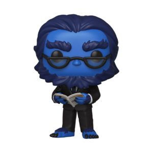 BEAST FIGURINE POP X-MEN 20TH ANNIVERSARY MARVEL FUNKO 643 889698492898 kingdom-figurine.fr