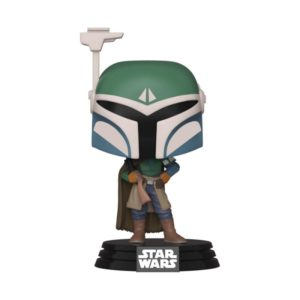 COVERT MANDALORIAN FIGURINE POP TV STAR WARS MANDALORIAN FUNKO 352 (1) 889698455442 kingdom-figurine.fr