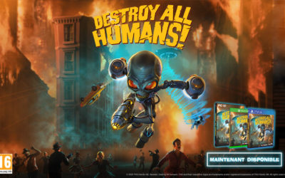Le retour de Destroy all humans
