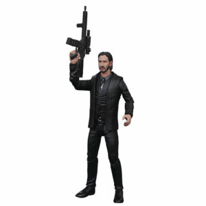 JOHN WICK CHAPTER 2 FIGURINE SELECT DIAMOND SELECT 18 CM 699788833353 kingdom-figurine.fr