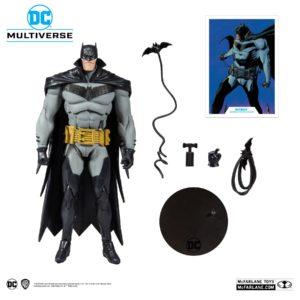WHITE KNIGHT BATMAN FIGURINE DC MULTIVERSE McFARLANE TOYS 18 CM (2) 787926154061 kingdom-figurine.fr