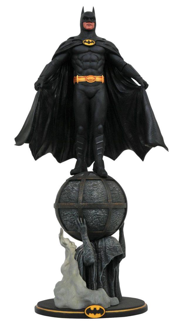 BATMAN 1989 STATUETTE BATMAN DC MOVIE GALLERY DIAMOND SELECT 41 CM (1) 699788839096 kingdom-figurine.fr