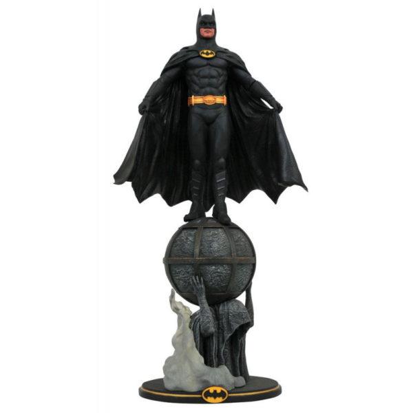 BATMAN 1989 STATUETTE BATMAN DC MOVIE GALLERY DIAMOND SELECT 41 CM 699788839096 kingdom-figurine.fr
