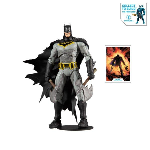 BATMAN DARK NIGHTS METAL FIGURINE DC MULTIVERSE McFARLANE TOYS 18 CM (1) 787926154245 kingdom-figurine.fr