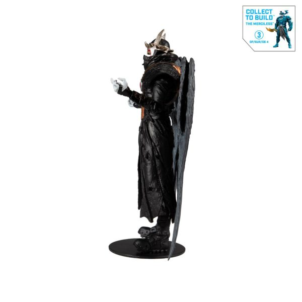 BATMAN WHO LAUGHT FIGURINE HAWKMAN #18 2019 DC MULTIVERSE McFARLANE TOYS 18 CM (1) 787926154214 kingdom-figurine.fr