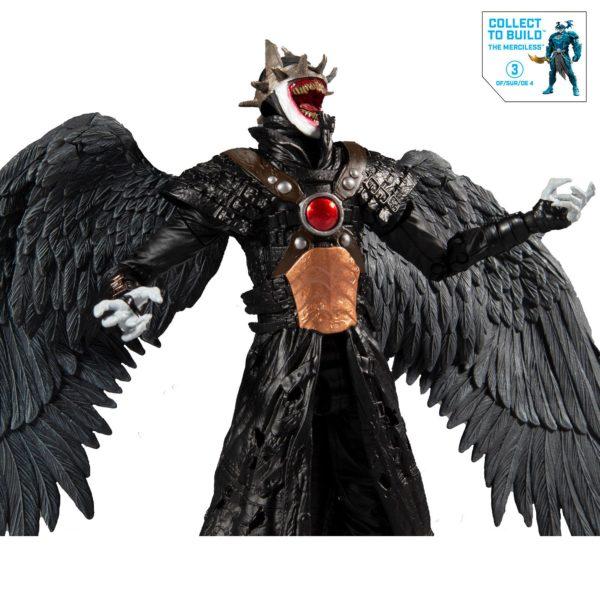 BATMAN WHO LAUGHT FIGURINE HAWKMAN #18 2019 DC MULTIVERSE McFARLANE TOYS 18 CM (4) 787926154214 kingdom-figurine.fr