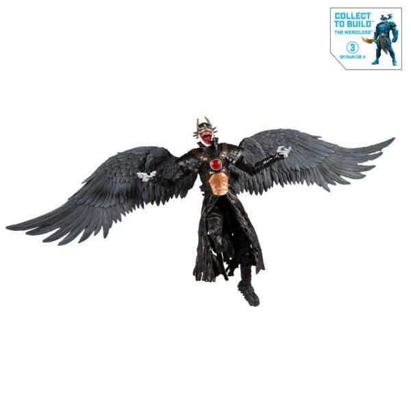BATMAN WHO LAUGHT FIGURINE HAWKMAN #18 2019 DC MULTIVERSE McFARLANE TOYS 18 CM (5) 787926154214 kingdom-figurine.fr