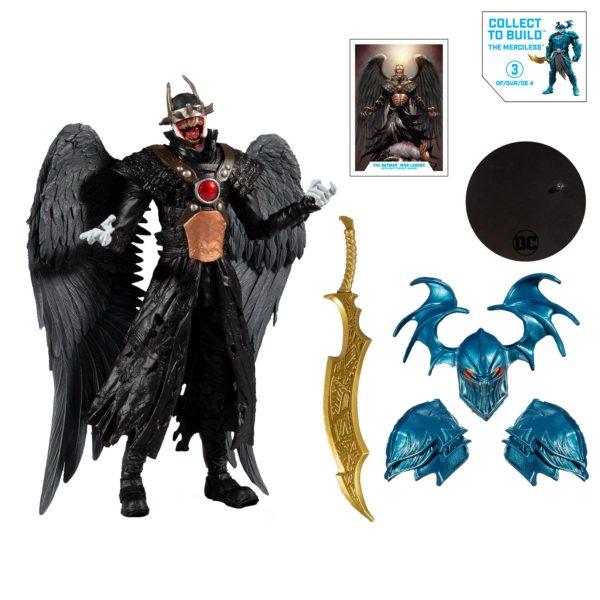 BATMAN WHO LAUGHT FIGURINE HAWKMAN #18 2019 DC MULTIVERSE McFARLANE TOYS 18 CM (6) 787926154214 kingdom-figurine.fr