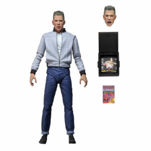BIFF TANNEN FIGURINE ULTIMATE RETOUR VERS LE FUTUR NECA 18 CM 634482536063 kingdom-figurine.fr