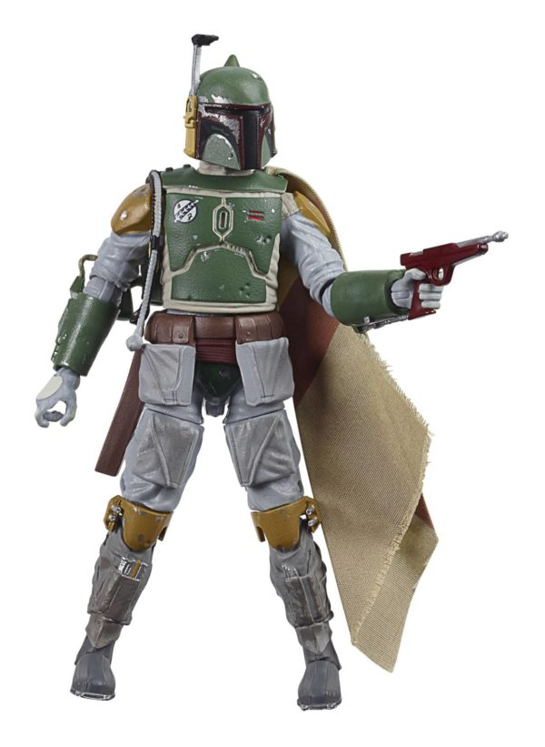 BOBA FETT FIGURINE STAR WARS EPISODE V BLACK SERIES 40TH ANNIVERSARY HASBRO 15 CM (1) 5010993714933 kingdom-figurine.fr