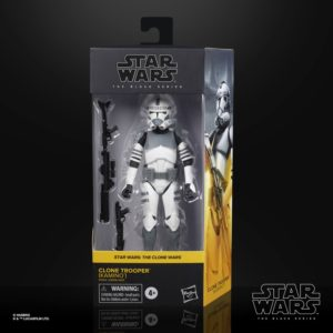 CLONE TROOPER KAMINO FIGURINE STAR WARS THE CLONE WARS BLACK SERIES HASBRO E9354 15 CM 5010993749232 kingdom-figurine.fr
