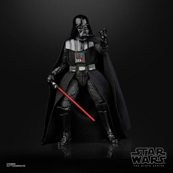 DARTH VADER FIGURINE STAR WARS EPISODE V BLACK SERIES HASBRO E9365 15 CM 5010993749195 kingdom-figurine.fr (2)