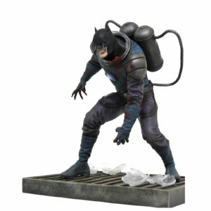 DCEASED BATMAN STATUETTE DC COMIC GALLERY DIAMOND SELECT 20 CM 699788840436 kingdom-figurine.fr