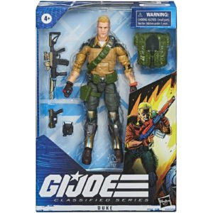 DUKE FIGURINE G.I. JOE CLASSIFIED SERIES WAVE 1 HASBRO 15 CM 5010993662425 kingdom-figurine.fr