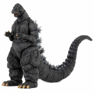 GODZILLA 1989 FIGURINE GODZILLA VS BIOLLANTE. HEAD TO TAIL NECA 634482428986 kingdom-figurine.fr