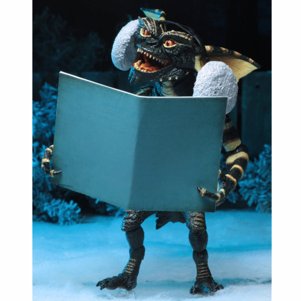 GREMLINS PACK 2 FIGURINES CHRISTMAS CAROL WINTER SCENE SET 2 NECA 15 CM (3) 634482307489 kingdom-figurine.fr