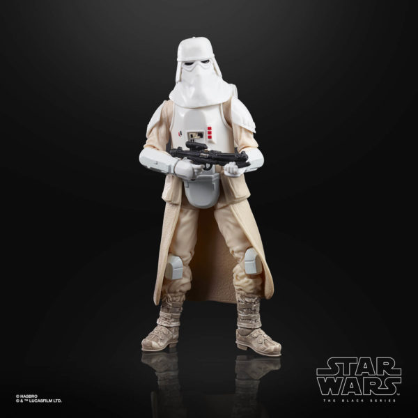IMPERIAL SNOWTROOPER FIGURINE STAR WARS EPISODE V BLACK SERIES 40TH ANNIVERSARY HASBRO 15 CM (1) 5010993714957 kingdom-figurine.fr