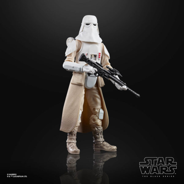 IMPERIAL SNOWTROOPER FIGURINE STAR WARS EPISODE V BLACK SERIES 40TH ANNIVERSARY HASBRO 15 CM (2) 5010993714957 kingdom-figurine.fr