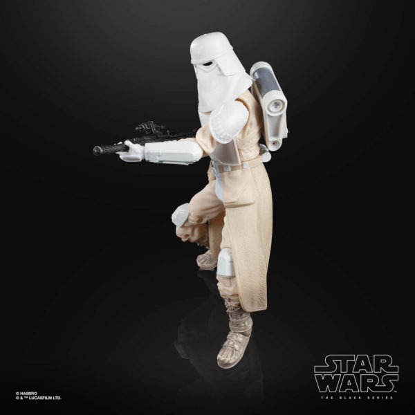 IMPERIAL SNOWTROOPER FIGURINE STAR WARS EPISODE V BLACK SERIES 40TH ANNIVERSARY HASBRO 15 CM (3) 5010993714957 kingdom-figurine.fr