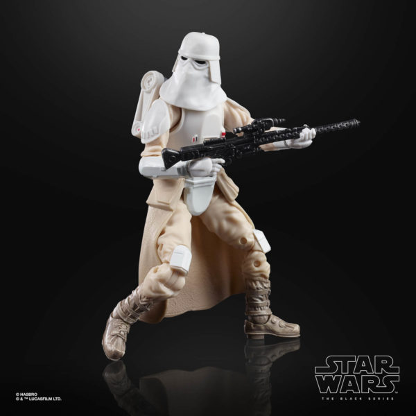 IMPERIAL SNOWTROOPER FIGURINE STAR WARS EPISODE V BLACK SERIES 40TH ANNIVERSARY HASBRO 15 CM (4) 5010993714957 kingdom-figurine.fr