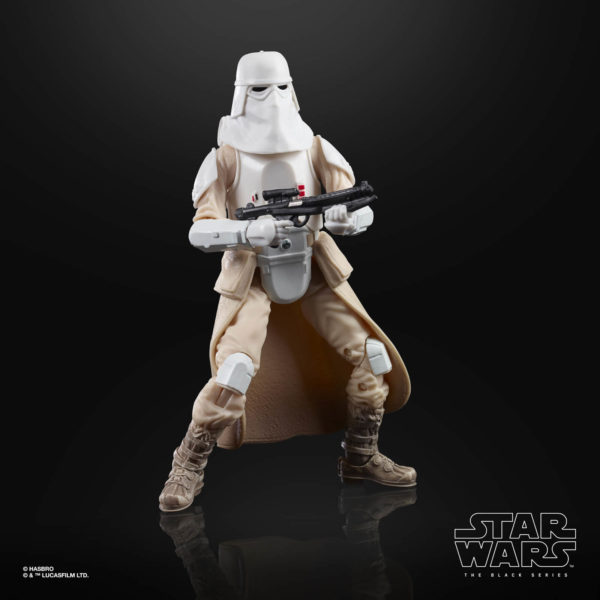 IMPERIAL SNOWTROOPER FIGURINE STAR WARS EPISODE V BLACK SERIES 40TH ANNIVERSARY HASBRO 15 CM (5) 5010993714957 kingdom-figurine.fr