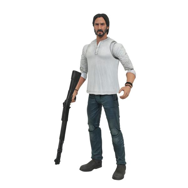 JOHN WICK CASUAL FIGURINE SELECT JOHN WICK 2 DIAMOND SELECT 18 CM 699788833926 kingdom-figurine.fr (2)