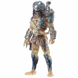 JUNGLE HUNTER WATER EMERGENCE FIGURINE 1-18 PREDATOR HIYA TOYS 11 CM 6957534200557 kingdom-figurine.fr