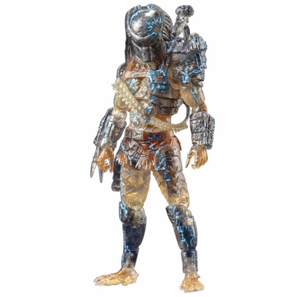 JUNGLE HUNTER WATER EMERGENCE FIGURINE 1-18 PREDATOR HIYA TOYS 11 CM 6957534200557 kingdom-figurine.fr